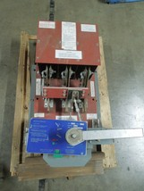 BLO34120 SQ D 1200A 480V 3P Red Back Switch Used E-OK - $2,750.00