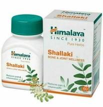 3 x  Himalaya Shallaki (Boswellia serrata) Herbal Product Wellness 60 T... - $20.44