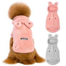Pet Dog Clothes Jumpsuit Winter Warm Clothes For Small Medium Dogs Cats ... - $484,28 MXN