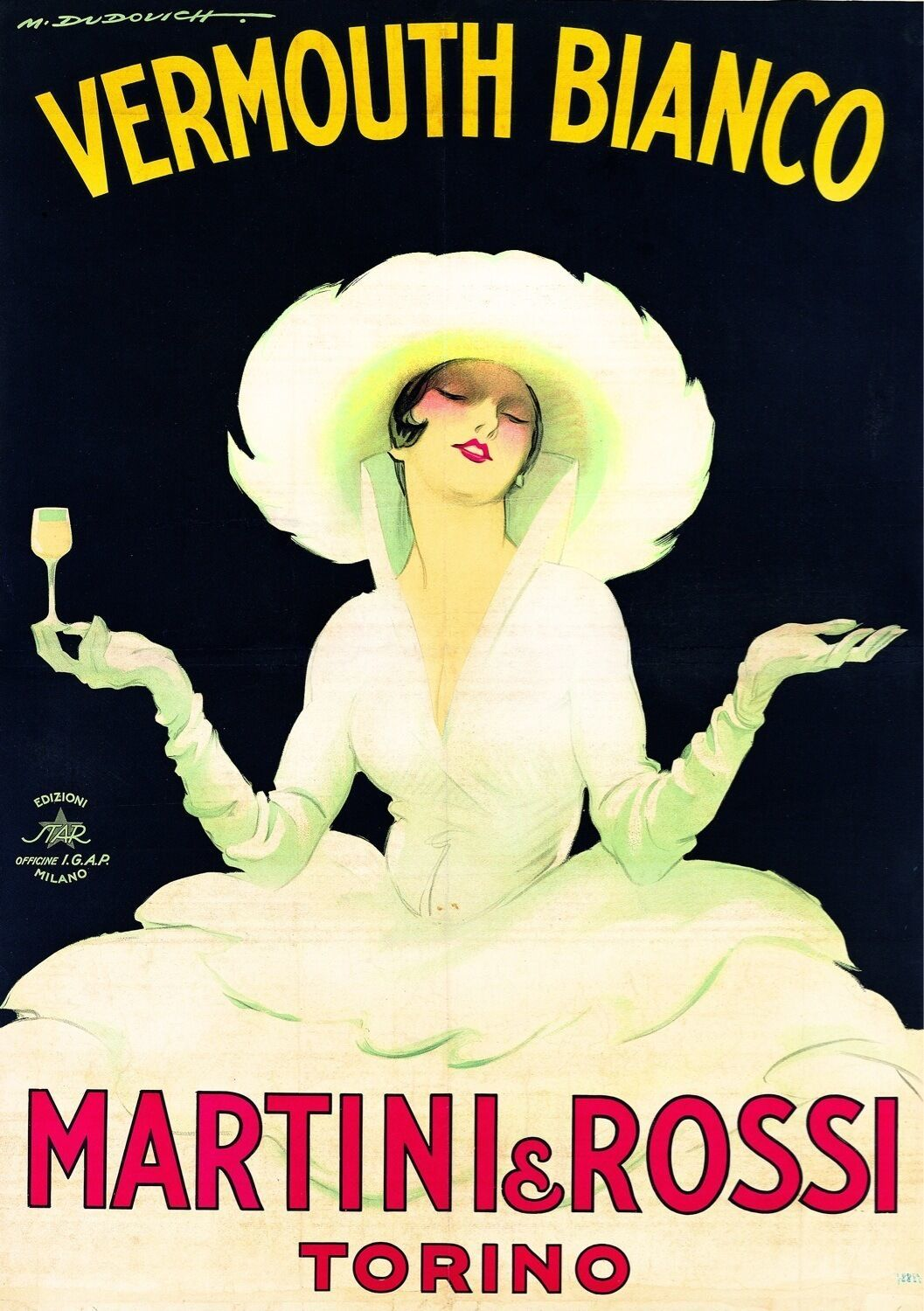 3496.Martini Rossi Vermouth liquor wine POSTER.Italian art.Room Home Bar decor