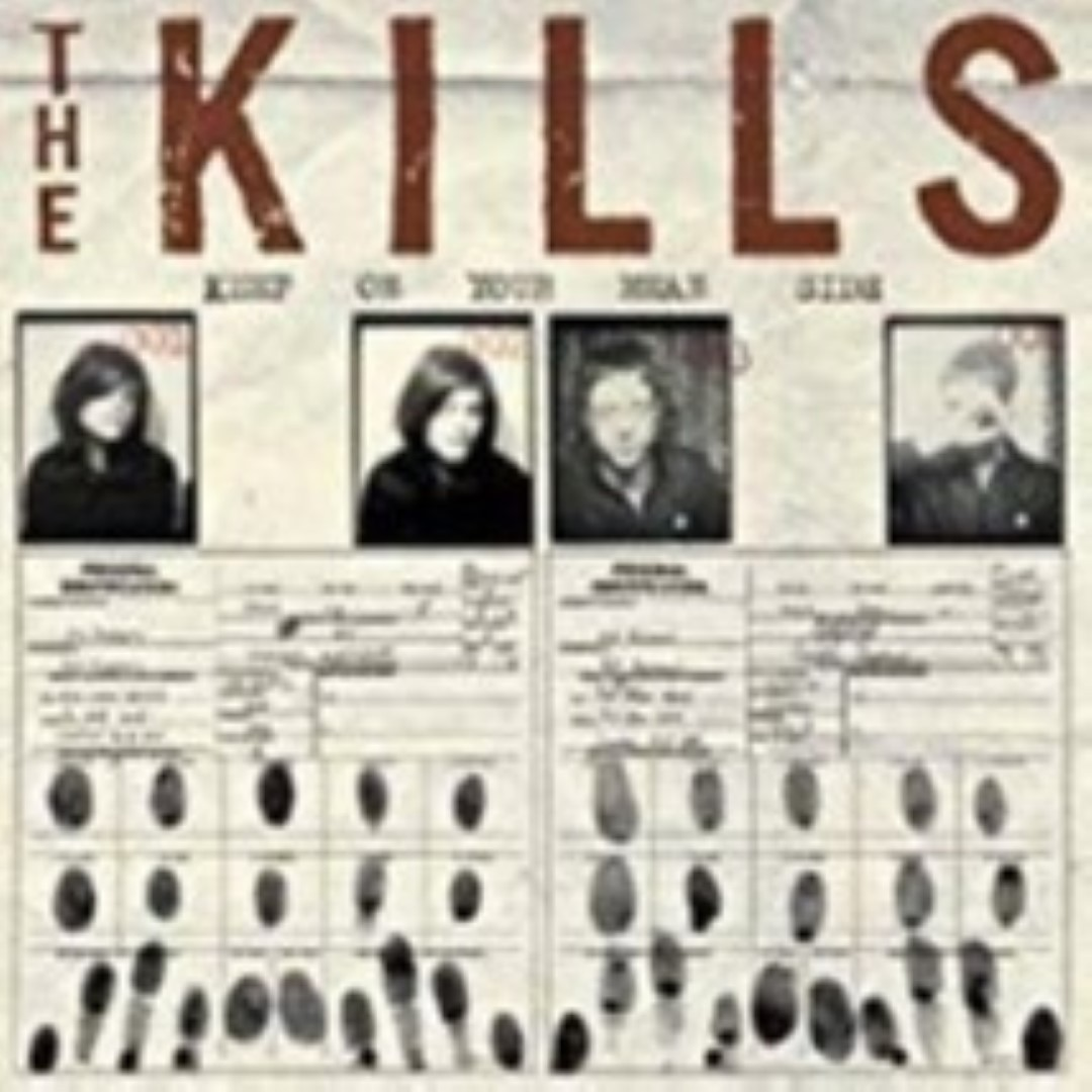Keep On Your Mean Side by The Kills Cd