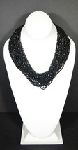 """20"""" Vintage Hand Made Indian Necklace Oriental Asian Choker 40 Strands  - $18.99"""