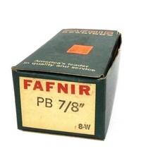 "NEW FAFNIR PB 7/8"" BALL BEARING PILLOW BLOCK image 1"