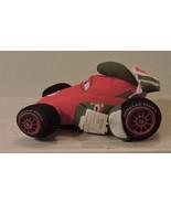 Disney Pixar CARS 2 Crash Ems FRANCESCO BERNOULLI Plush Talking Race Car... - $2.95