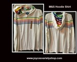 M s white striped hoodie shirt web collage thumb155 crop