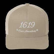 1619 Hat / Spike Lee Hat / 1619 Baseball Cap / 1619 Trucker Cap image 9