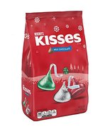 HERSHEY'S Kisses Chocolate Candy, Holiday, 36 ounce Bulk Candy - $20.53