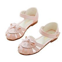 Princess Shoes Sandals Children Girls Summer Sandals Baotou Baby Girls Lovely