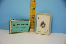 Vintage Photo Art Fawn Card Game British Hong Kong - $12.86