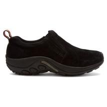 Men Sizes Suede Merrell Shoes Moc Jungle Mens MIDNIGHT Slip Comfy NIB All on 84AHwq