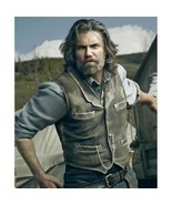 Hell on Wheels Cullen Bohannan Real Leather Vest - $99.99