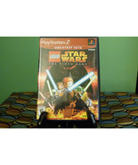 LEGO Star Wars: The Video Game (Sony PlayStation 2, 2005) No Manual - VG - $7.87