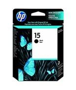 HP C6615DN No. 15 Ink Cartridge for Deskjet 810c, 812c Printers - 500 Pa... - $58.70