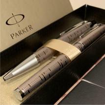 Super Discount Parker Premium Pink Pearl Fountain Pen Pole Set - $148.99