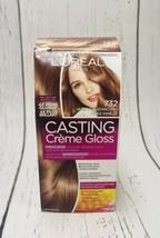 1 L'oreal Casting Creme Gloss 732 Vanilla Mochaccino Open Box - $13.86