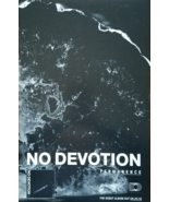 "NO DEVOTION "" Permanence"" Promo Poster 11"" x 17"" - $4.95"
