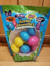 Hersheys Easter Chocolate Filled Plastic Egg Assortment 4.3 oz Best By 0... - $11.09