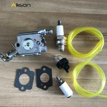 C1M-H58 Carburetor Kit For Ryobi Homelite 308070001 985597001 46cc Chain... - $18.88