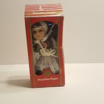 "Porzellan Puppe Porcelain Doll 7"" tall germany - $20.00"