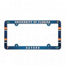 university of florida gators college ncaa logo license plate frame made ... - $27.07