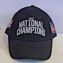 Nike FSU 2013 BCS National Champions Locker Room Coach's Adjustable Hat - Black - £14.94 GBP