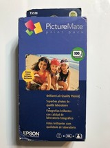 Epson PictureMate T5570 Print Pack EXP 07 Photo cartridge and 100 sheets 4X6 - $14.01