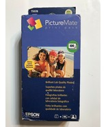 Epson PictureMate T5570 Print Pack EXP 07 Photo cartridge and 100 sheets... - $14.01