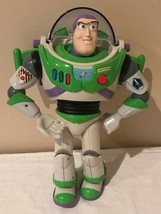 "Disney Toy Story Talking Buzz Lightyear 11"" Action Figure Hasbro Sounds ... - $14.99"