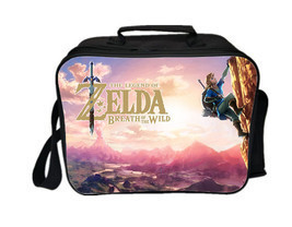 Legend of Zelda Lunch Box Series  Lunch Bag Climb - $19.99