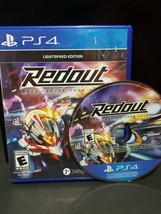 Redout  Lightspeed Edition  PlayStation 4 PS4 - $10.88