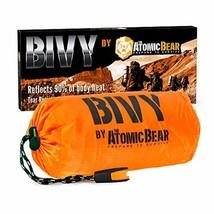 Ultralight Emergency Sleeping Bag Waterproof Bivy Sack Bivvy Cover for C... - $15.99
