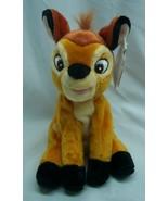 "Walt Disney World NICE SOFT BAMBI DEER 8"" Bean Bag Stuffed Animal Toy NEW - $19.80"