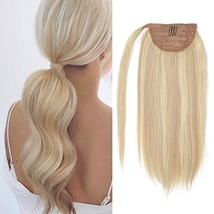 Lacer Balayage Ponytail Extension Clip in Ponytail Hair Extensions Human Hair Wr
