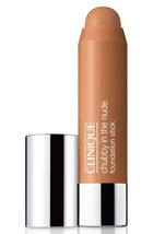 Clinique Chubby in the Nude Foundation Stick  ~ #24 GARGANTUAN GOLDEN ~ NIB - $19.99