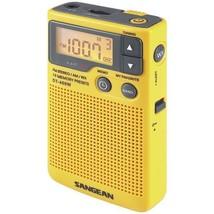 Digital AM/FM Pocket Radio with Weather Alert  - $73.99