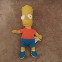 The Simpsons Plush - Bart Simpson by Nanco for ... - $8.86