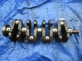 2006 Honda Accord K24A4 crankshaft engine motor K24 crank VTEC OEM K24A ... - $199.99