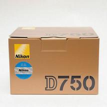 Nikon D750 24.3MP Digital DSLR Camera Body Only Without lens Genuine (NO WIFI) image 1