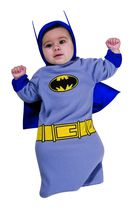 Baby Batman Bunting Halloween Costume 0-6 Months - £14.42 GBP