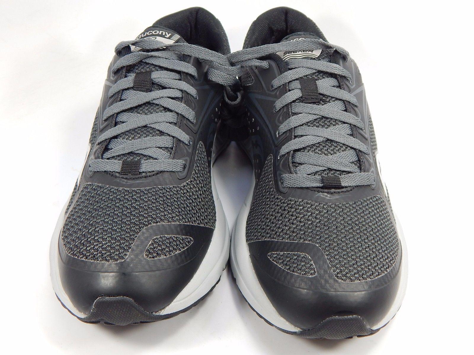 Saucony Grid Seeker Men's Running Shoes Se US 9 M (D) EU 42.5 Gray Red S25302-1