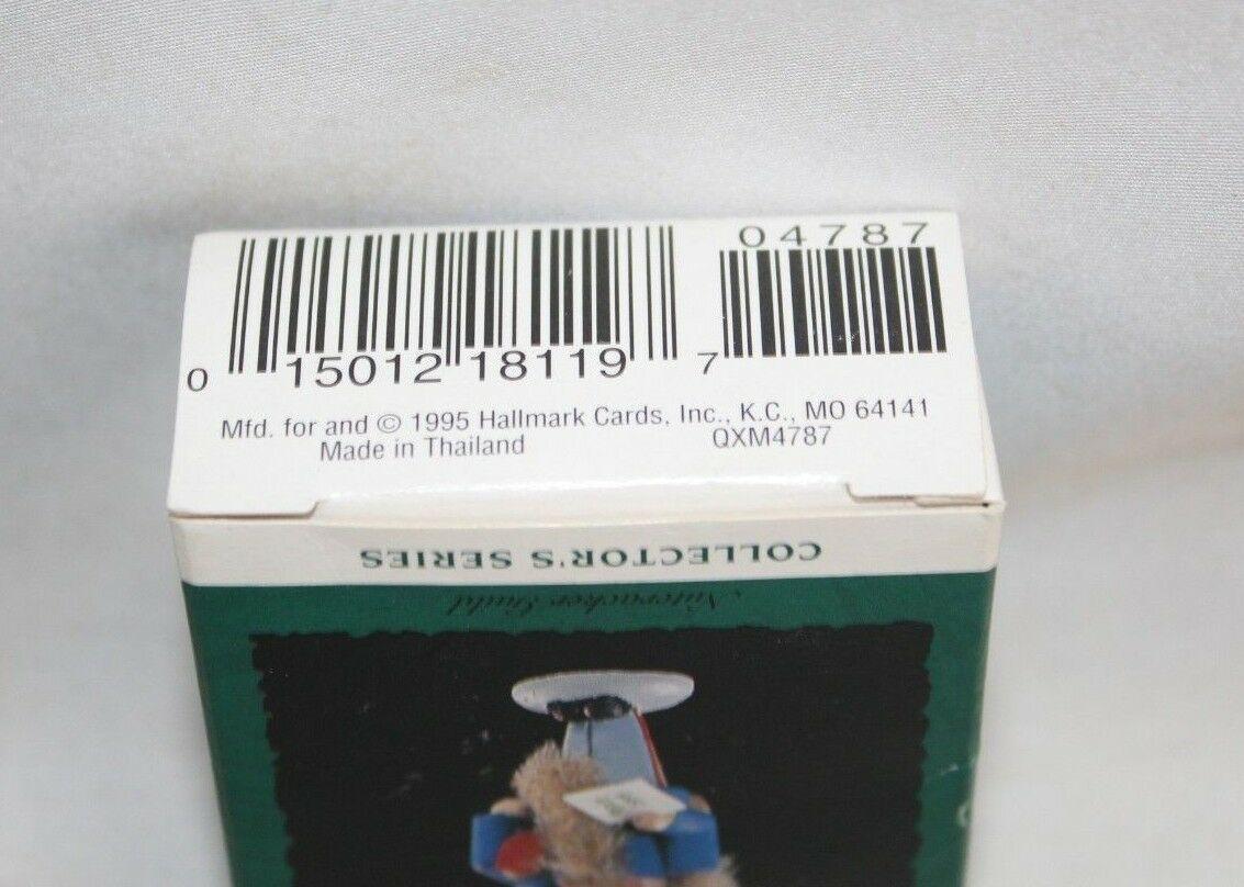 Hallmark Keepsake Ornament 1995 - Nutcracker Guild - #2 in Series - QXM4787 image 3