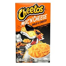 Cheetos Bold & Cheesy Mac 'N Cheese 5.9 oz Limited Release - Calculated ... - $2.88
