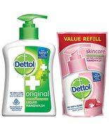 Dettol Liquid Handwash (Original) - 200 ml with Free Dettol Liquid Handw... - $16.99