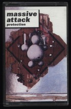 Massive attack Protection Unofficial Russian tape audio cassette  - $15.00