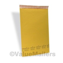 600 #4 9.5x14.5 Kraft ^ Bubble Mailers Padded Envelopes Mailer Bags Ecolite - $149.95
