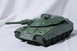 Vtg 1982 Hasbro G.I. Joe MOBAT Motorized Battle Tank Untested For Parts ... - $65.34