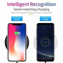 SEFKAII Portable Qi Wireless Charger 10W  image 6