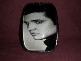 Elvis Presley Custom Fashion Square Pill Box - $13.99