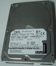 10GB IDE 3.5in Drive IBM DTLA-305010 Tested Good Free USA Ship Our Drives Work