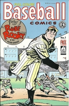 Baseball Comics #1 - Near Mint - Kitchen Sink - 1991 - £7.51 GBP